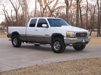 2001 GMC Sierra 2500HD 2 Dr SLE 4WD Standard Cab LB HD, GMC Sierra 1996 , Chip 550HP , 400 Diesel , bought at Majorworld in 2007, exterior