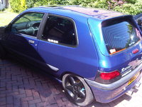 1997 Renault Clio, and again, exterior, gallery_worthy
