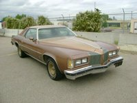 1975 Pontiac Grand Prix Overview