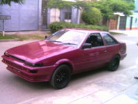 Picture of 1985 Toyota Sprinter, exterior