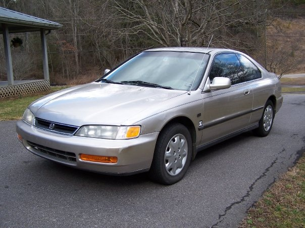 1996 Honda Accord LX Coupe, Silver Meteor currently as of Jan 25th, exterior, gallery_worthy