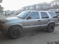 1998 Chevrolet Blazer 4 Door LT 4WD, our blazer, exterior