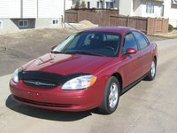 2003 Ford Taurus SES, new car., exterior, gallery_worthy