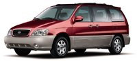 Picture of 2002 Kia Sedona EX, exterior