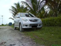 2008 Toyota Avanza, after going to dockyard (via jungle), exterior
