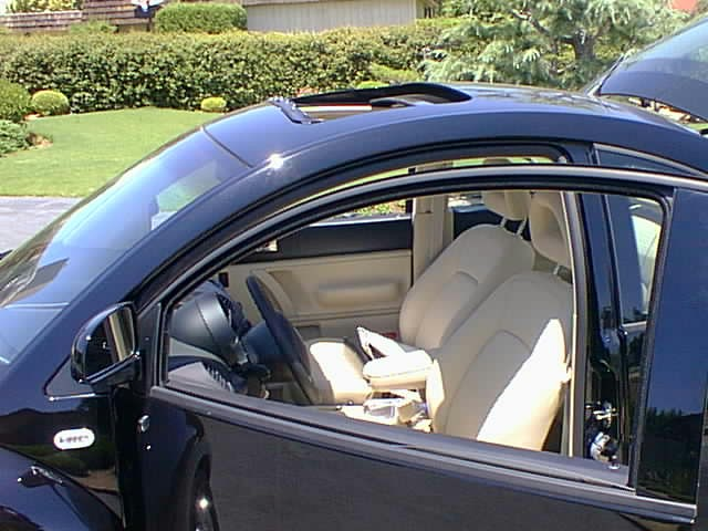 2000 vw beetle interior. Picture of 2000 Volkswagen