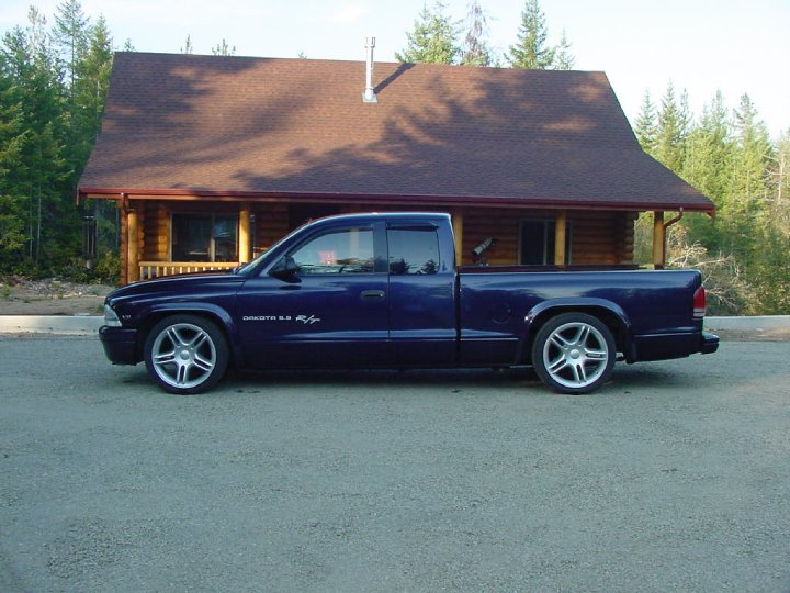 1998 Dodge Dakota Rt. 1998 Dodge Dakota 2 Dr R/T