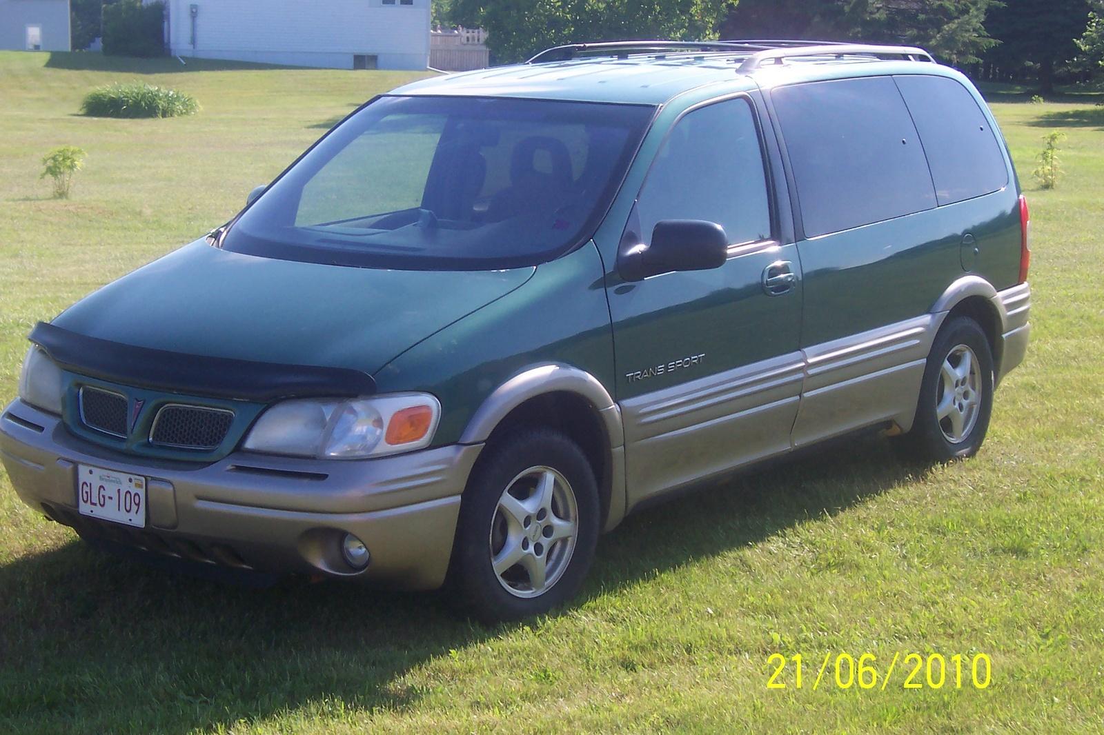 1998 Pontiac Trans Sport Pictures Cargurus