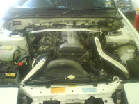 Picture of 1995 Nissan 180SX, engine