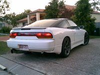 Picture of 1992 Nissan 240SX, exterior