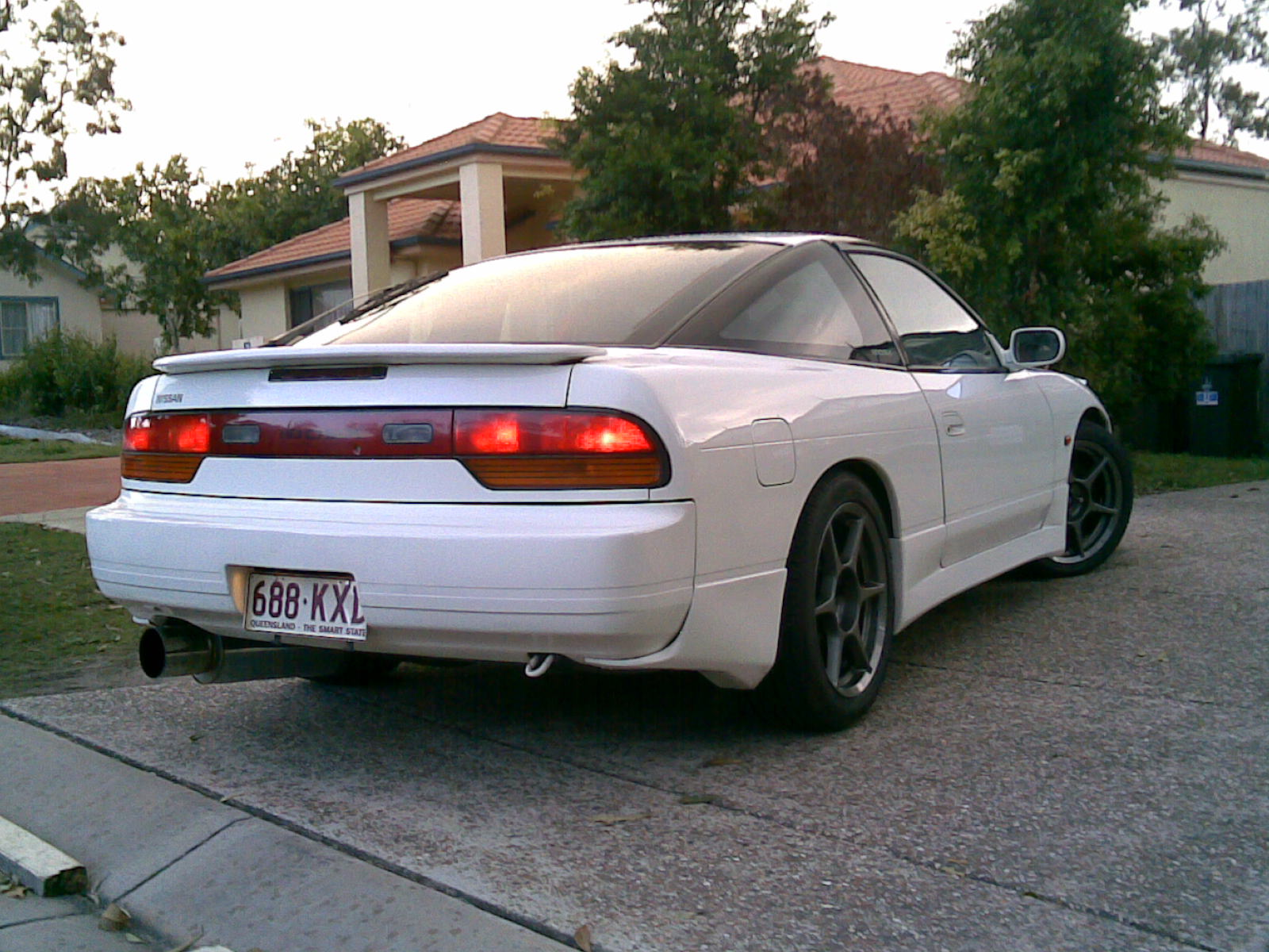 Picture of 1992 Nissan 240SX