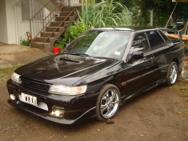 Picture of 1990 Subaru Legacy 4 Dr L AWD Sedan, exterior, gallery_worthy