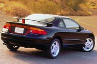 1995 Eagle Talon, 1998 Mitsubishi Eclipse 2 Dr GSX Turbo AWD Hatchback picture, exterior