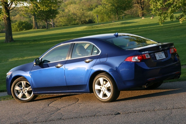 Picture of 2009 Acura TSX