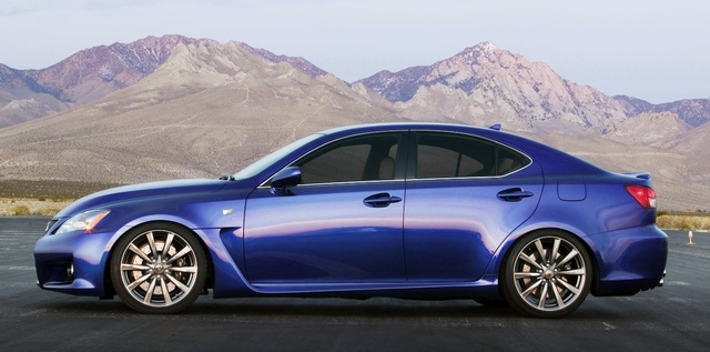 Picture of 2010 Lexus IS F