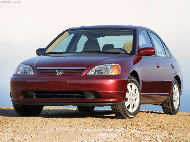 Picture of 2001 Honda Civic EX