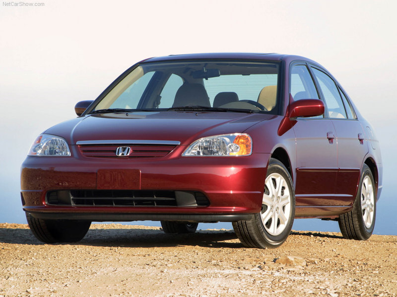 2001 Honda Civic EX picture