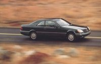 1993 Mercedes-Benz 500-Class Overview