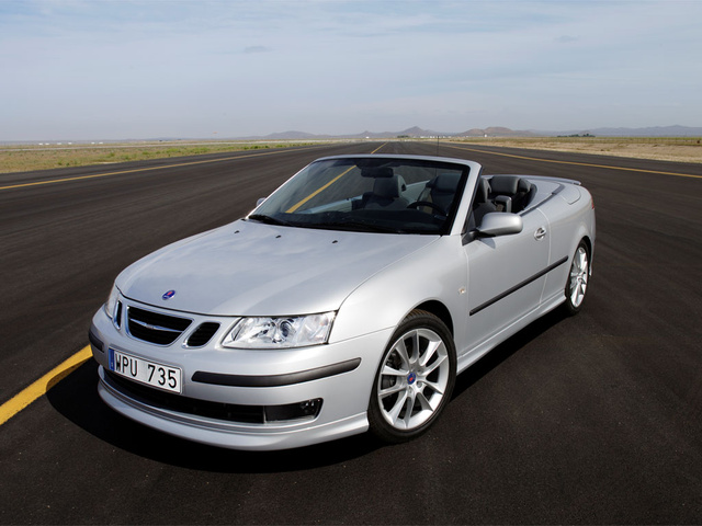 Picture of 2008 Saab 9-3 Aero Convertible, exterior