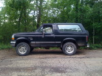 Picture of 1994 Ford Bronco XLT 4WD, exterior, gallery_worthy