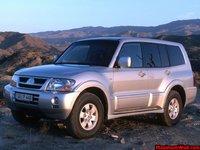 2004 Mitsubishi Shogun Overview