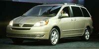 2004 Toyota Sienna 4 Dr LE Passenger Van picture, exterior