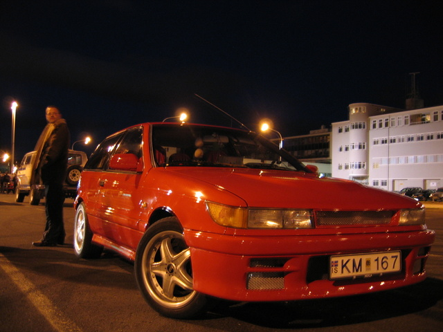 Picture of 1991 Mitsubishi Colt, exterior, gallery_worthy