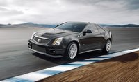 2011 Cadillac CTS-V Coupe, 2011 Cadillac CTS-V coupe, exterior, manufacturer