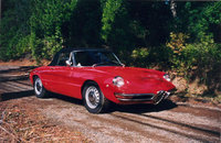 1969 Alfa Romeo Spider Overview
