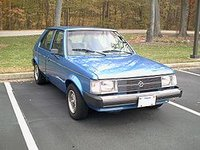 1982 Dodge Omni Overview