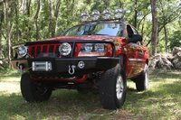 1999 Jeep Grand Cherokee Limited 4WD, Minnie, exterior