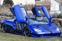 2008 SSC Aero, SSC Ultimate Aero $654,400. Don't let the price tag fool you, the 6th most expensive car is actually the fastest street legal car in the world with a top speed of 257 mph+ and r...