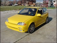 Picture of 1992 Geo Metro 2 Dr STD Hatchback, exterior
