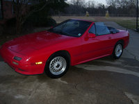 Picture of 1990 Mazda RX-7 STD Convertible, exterior
