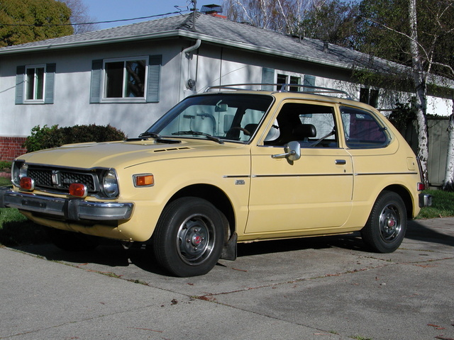 1976 Honda Civic Pictures Cargurus