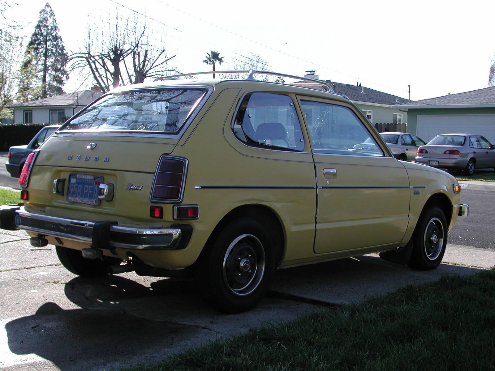 1976 Honda Civic - Overview - CarGurus
