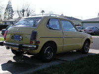 1976 Honda Civic, Photos of the CVCC just after I purchased it., exterior, gallery_worthy