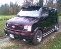 Picture of 1992 Chevrolet Astro CL Passenger Van, exterior