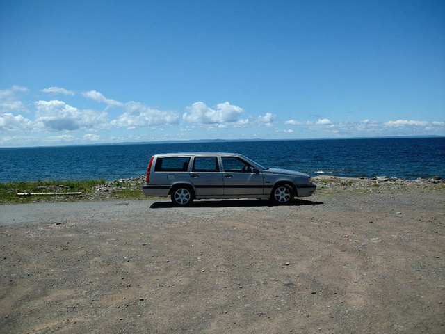 Picture of 1997 Volvo 850 4 Dr STD Wagon, exterior