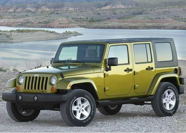 2010 jeep wrangler unlimited rubicon picture exterior. Cars Review. Best American Auto & Cars Review