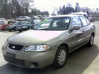 2000 Nissan Sentra GXE picture, exterior