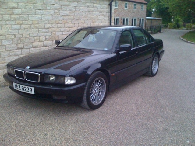 Picture of 1997 BMW 7 Series