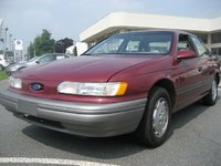 1992 Ford Taurus Overview