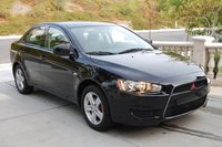 2008 Mitsubishi Lancer ES, Not a pic of my car, just a photo I found similar to mine online., exterior