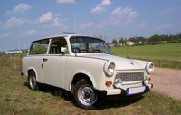 1962 Trabant 600 Overview