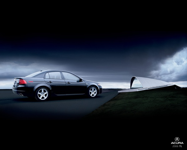 Picture of 2006 Acura TL 6-Spd MT w/ Navigation, exterior, manufacturer