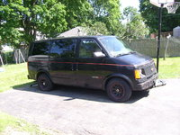 Picture of 1994 Chevrolet Astro 3 Dr CL AWD Passenger Van Extended, exterior
