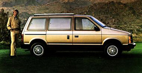 1984 Dodge Carvan