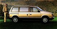 1984 Dodge Caravan Overview