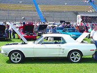 Picture of 1968 Ford Mustang, gallery_worthy
